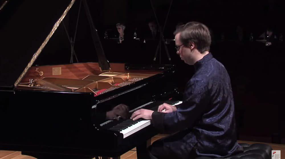 ASHLEY FRIPP (piano)