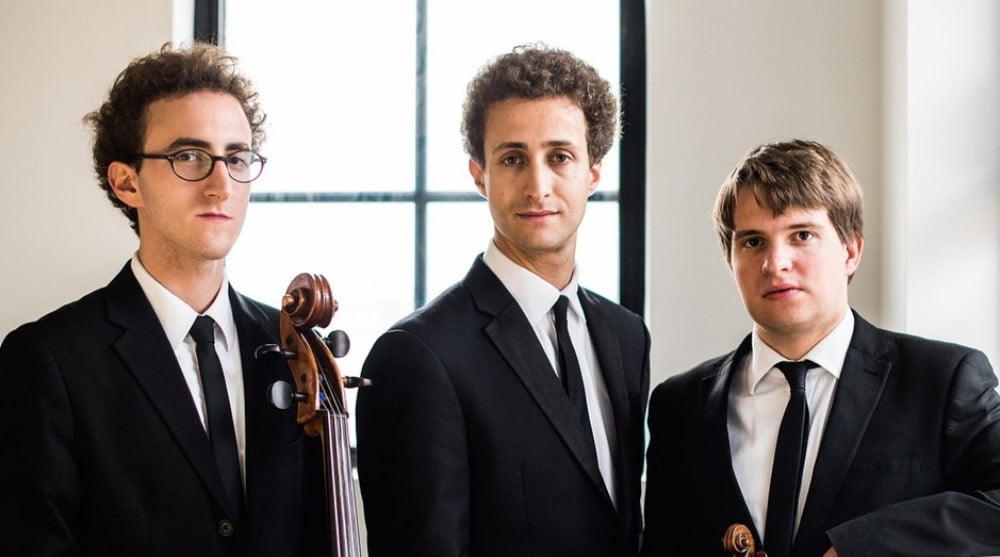 BUSCH PIANO TRIO