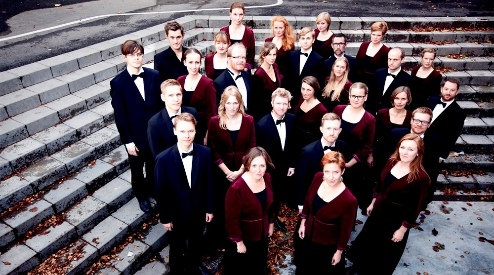 CAMERATA CHAMBER CHOIR OF COPENHAGEN