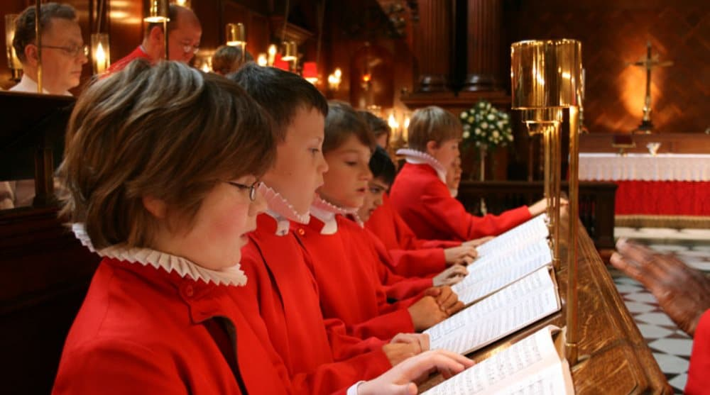 Chapel Royal Choir