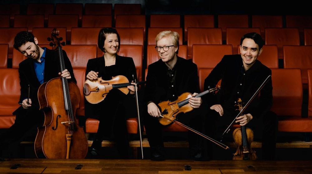 Marmen QuartettPhoto: Marco Borggreve