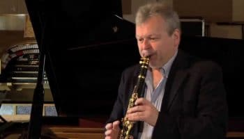 MICHAEL COLLINS (CLARINET) & DAVID QUIGLEY (PIANO)