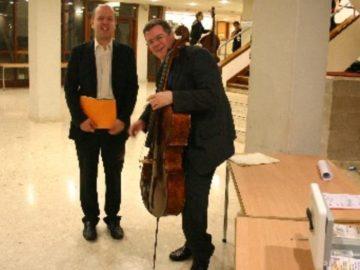 PAUL WATKINS (CELLO) & HUW WATKINS (PIANO)