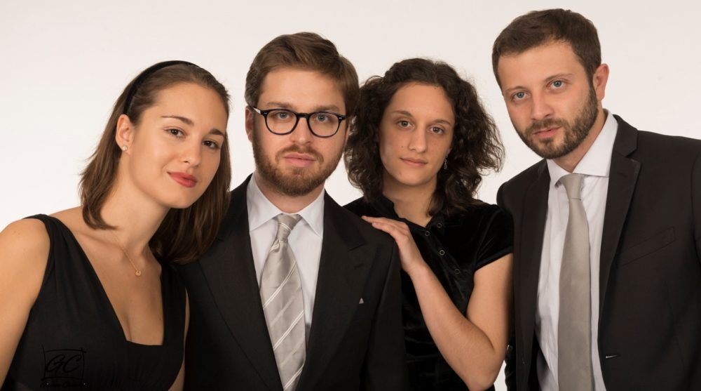 Quartto Adorno (string quartet)