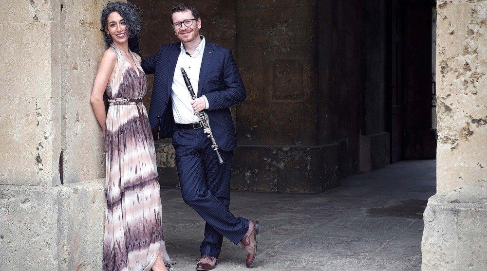 Sacha Rattle (clarinet) & Zeynep Özsuca (piano)