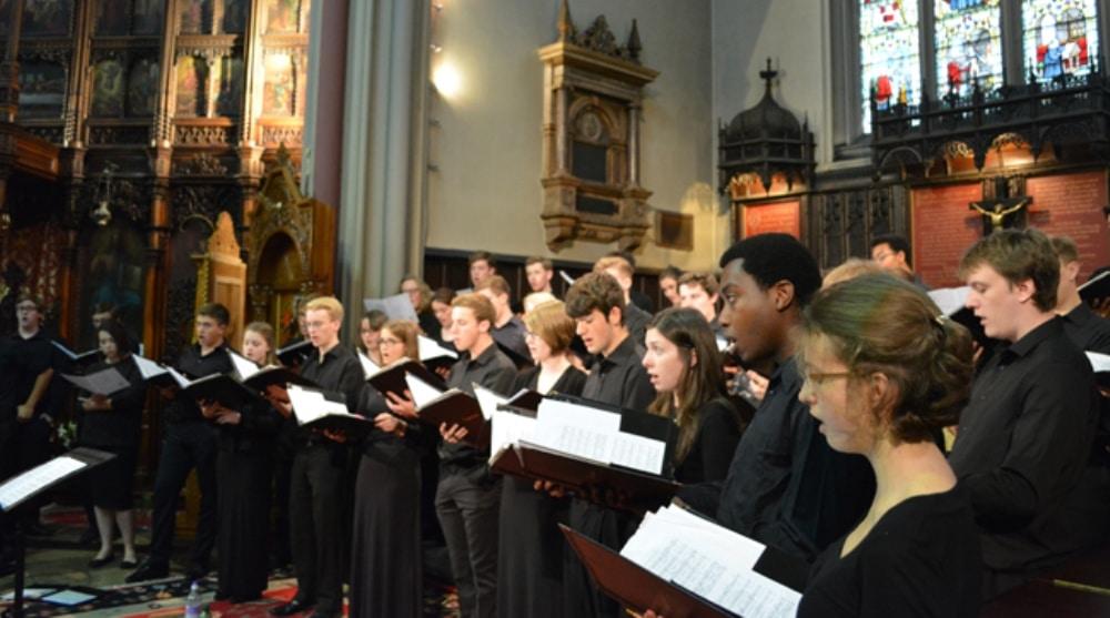 Roudolfus Choir