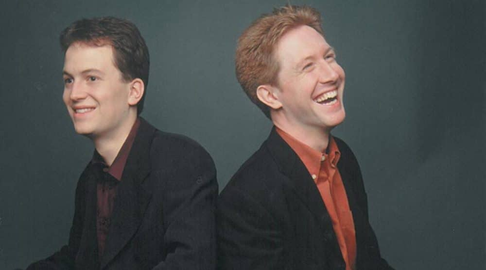 Simon Crawford-Phillips and Philip Moore