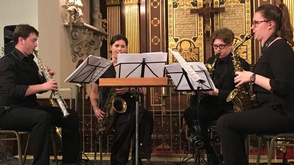 W37 Saxophone Quartet_1000