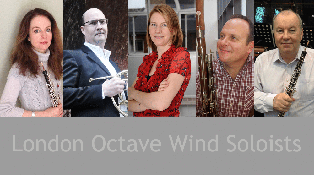 London Octave Wind Soloists
